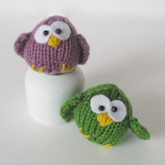 Knitting Pattern Errata : Category: OWLS - Amanda Berry